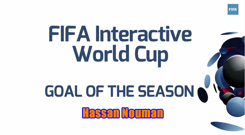 FIWC 2015 Hassan Nouman's Goal Voted As the Best Goal of Season 1