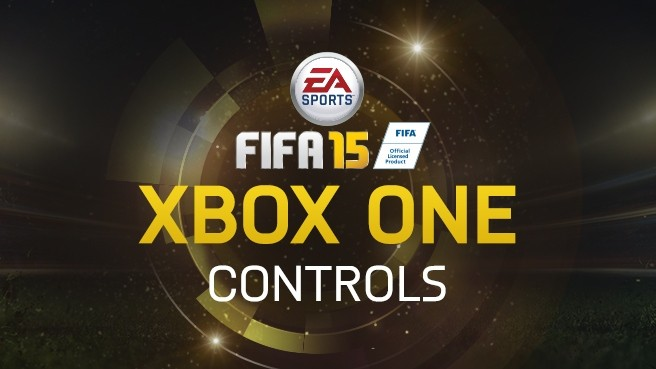 FIFA 15 Graphic Tutorials For Xbox One Controls