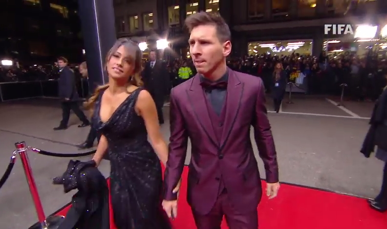 HIGHLIGHTS: Red Carpet - FIFA Ballon d'Or Gala 2014
