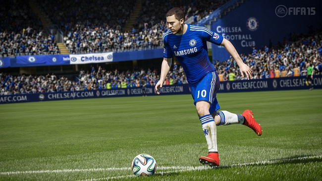 FIFA 15, IGEA Top Ten Chart