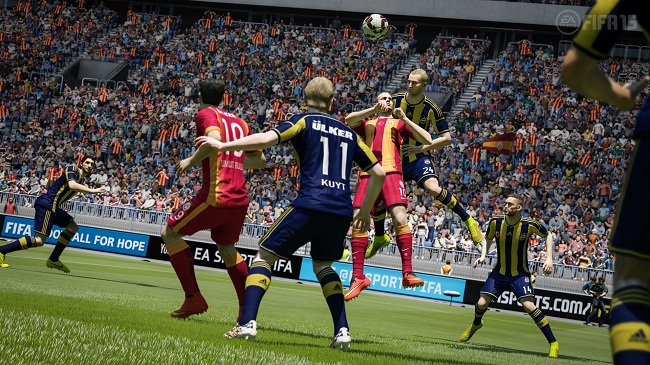 FIFA 15, new title update