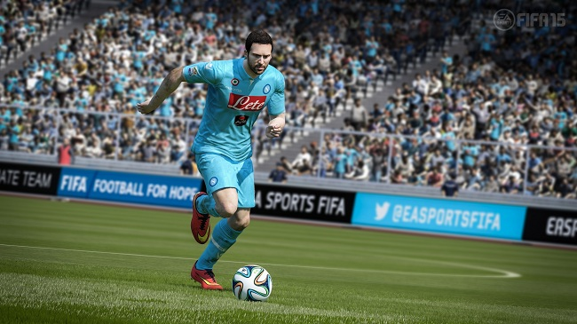 EA's explanation for FIFA 15 Ultimate Team changes