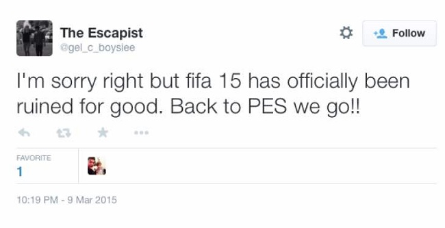 FIFA 15 coin seller, EA Sports