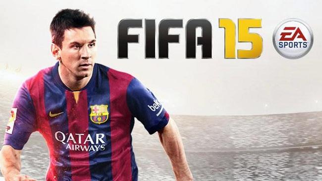 new update, FIFA 15