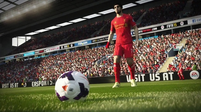 FIFA 15 Servers: Maintenance for a Three-Hour Period