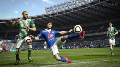 FIFA 15 Reduced in Xbox One Deals With Gold