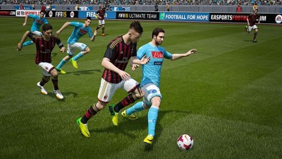 UK Chart: FIFA 15 On Second Place