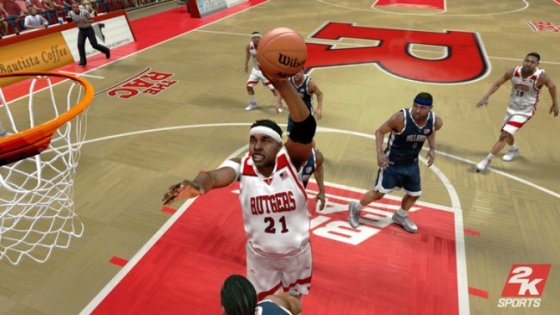 College Hoops NBA 2K17