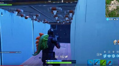 Fortnite Battle Royale Guide - Damage Trap Eliminations Easily